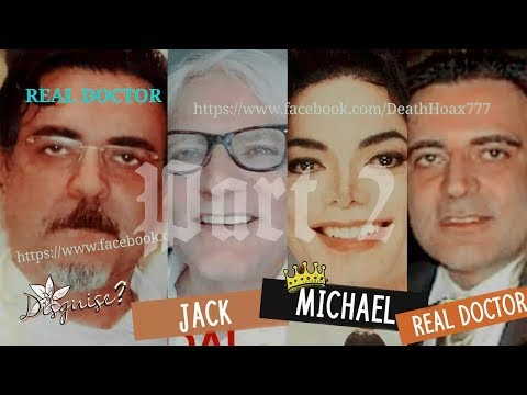 Michael Jackson 2018 Disguise! Real doctor and MJ Disguise ''AJ'' PART2