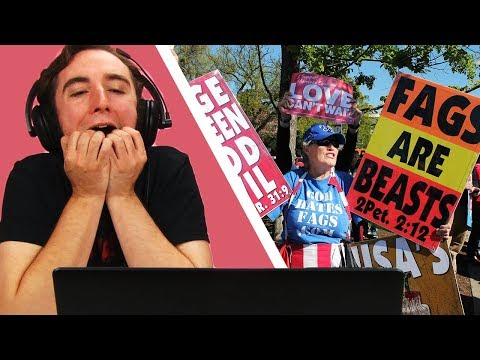 Irish People Watch The Westboro Baptist Church (Louis Theroux)