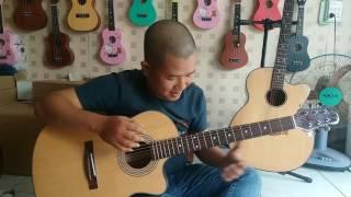 Test guitar 850.000d - guitar ND shop - 0906.39.1557