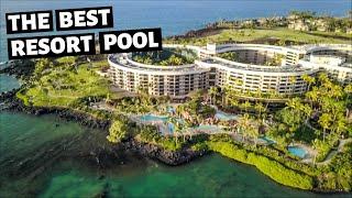 Hilton Waikoloa Village - Hawaii Vacation Vlog // Kona Hawaii