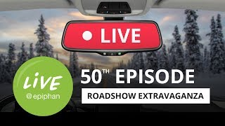 50th Episode Roadshow (Mobile Streaming Experiment)
