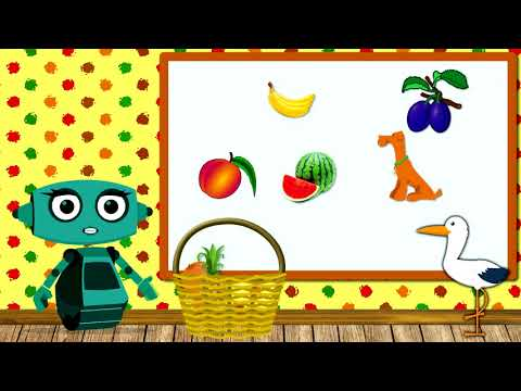 🎓 Учим звуки речи вместе с роботом Дашей. Звук А. Урок 1 (0+)