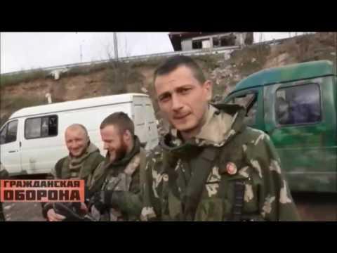 Военный симулятор: как российские солдаты тренируются на Донбассе — Гражданская оборона, 20.09