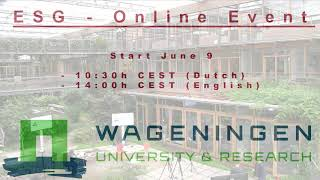 Wageningen University & Science