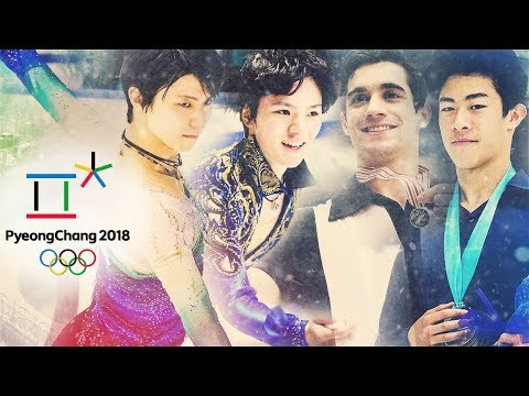 Before PyeongChang 2018. Figure skating. Men. Key events.