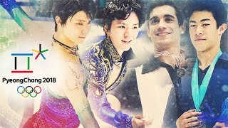 Before PyeongChang 2018. Figure skating. Men. Key events.