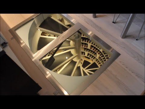Spiral Cellar Installation
