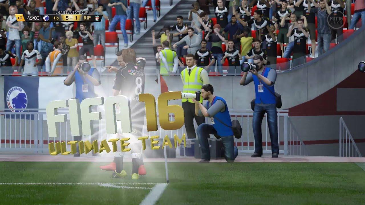Mi Paso Por El Fifa Fifa 16 Youtube