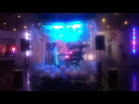 Sound bubble sound party
