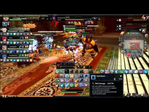 Aura Kingdom- level 60 otherworld runs with friend
