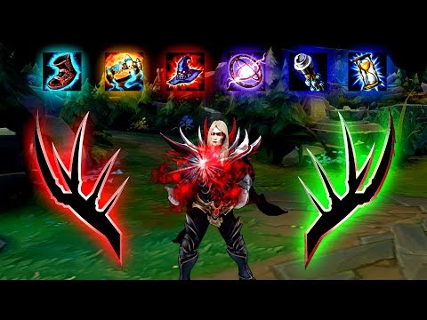 Rock3tt - Vladimir Guide Update 8.4 | Build and Runes S8 | League of Legends