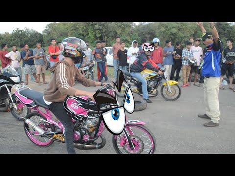 Drag Race Dheni.AP Vs Wahyu