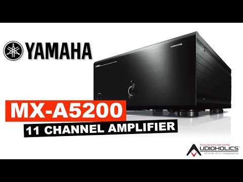 yamaha-mx-a5200-150wpc-x-11ch-amplifier-unboxing