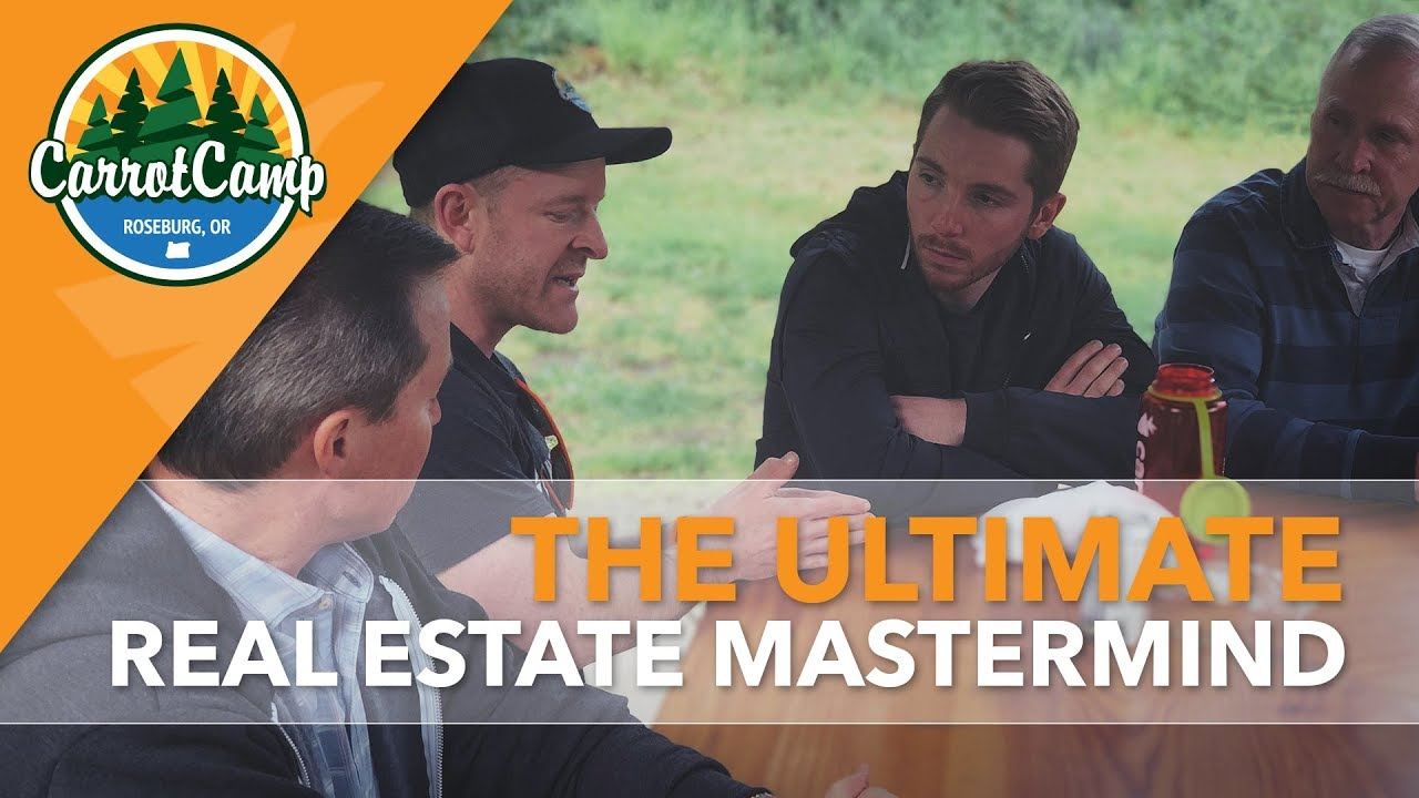 CarrotCamp: The Ultimate Mastermind for Real Estate Investors & Agents