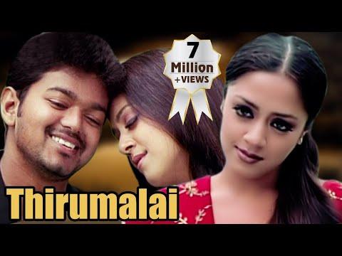 Thirumalai | Tamil Action Movie | Vijay | Jyothika