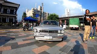 【くるまイベント】 甲府自動車博覧会 日本の名車 旧車編