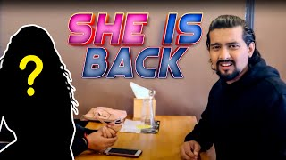 SHE IS BACK | Aashqeen
