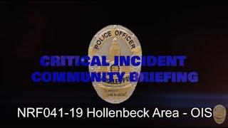 Hollenbeck Area OIS 8-18-19 (NRF041-19)