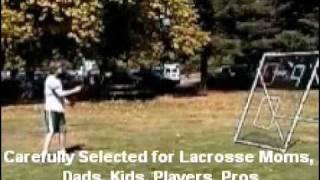 Lacrosse Rebounder Practice Wall - LaxBack - Mansion Lacrosse