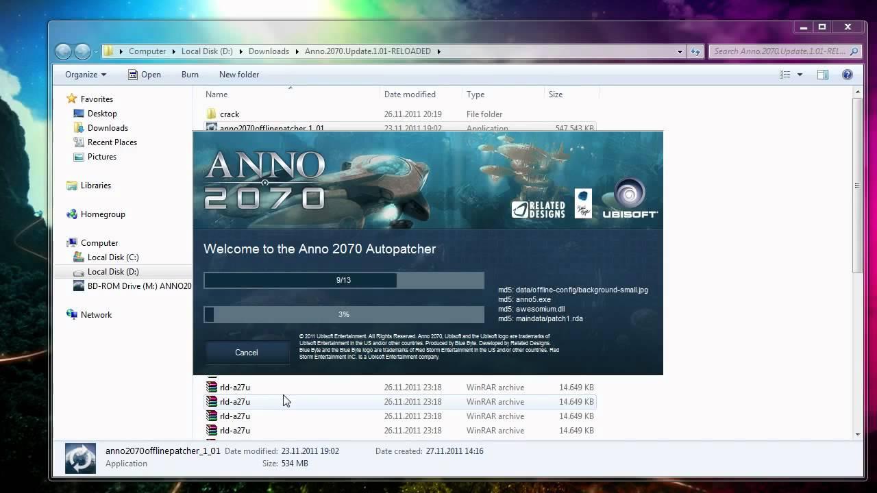 Anno 2070 Offline Ark Upgrades Crack