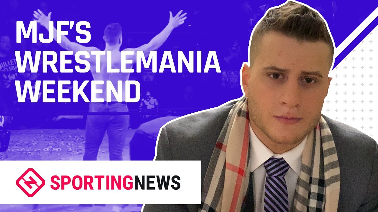 Inside The Mind Of Aew S Maxwell Jacob Friedman And Why He Is The