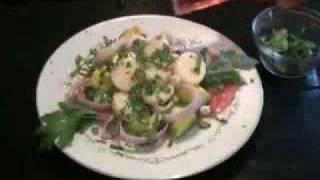 Hearts Of Palm Salad, Palmito Salad