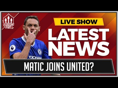 Nemanja MATIC Agrees Personal Terms With MANCHESTER UNITED?