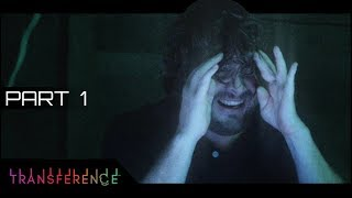 😨👀 Transference - Part 1 - Elijah Wood Thriller from E3 - Lets Play Walkthrough Gameplay
