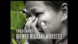 Speak Out: PSA on protecting women migrant workers from abuse