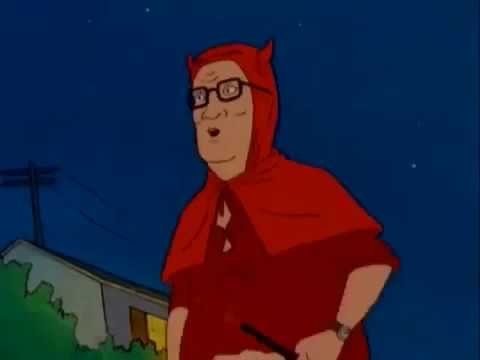 King Of The Hill - Trick Or Treat from YouTube · Duration:  1 minutes 27 seconds