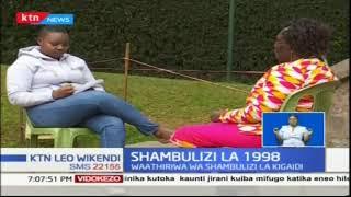 Waadhiriwa wa shambulizi la kigaidi la 1998 bado wangoja kulipwa fidia