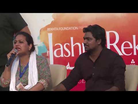 MY NAME IS ZAKIR KHAN - Zakir Khan, Stand up Comedian, at Jashne Rekhta