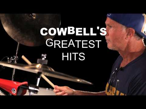 LP   Cowbell's Greatest Hits with Chad Smith