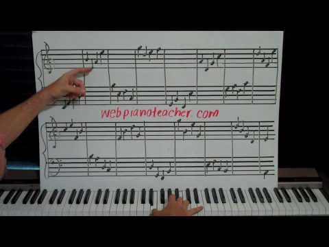 How To Read Piano Music Part 2