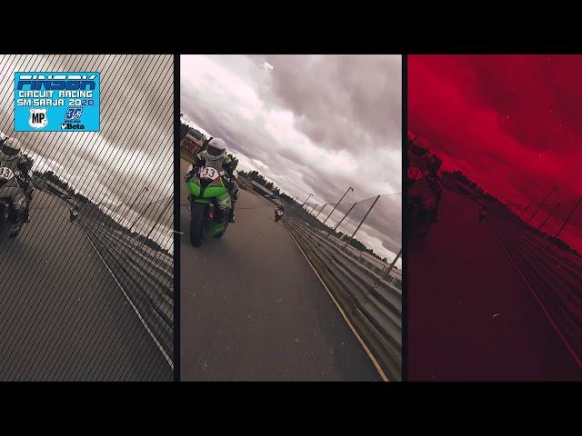 Circuit Racing SM-sarja 2020, Kemoran osakilpailun mainos