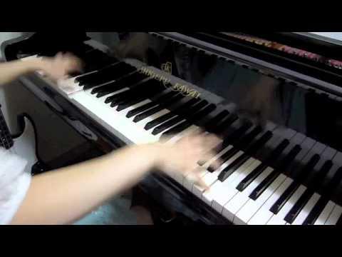 Shingeki no Kyojin-Jiyuu no Tsubasa Piano