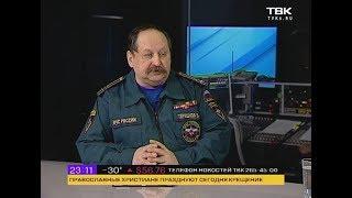 В. Терешков о том, как не замерзнуть в -40
