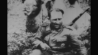 """Великая Отечественная"".9 серия.""Битва за Кавказ"".1978."