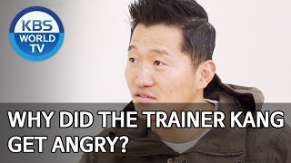 Why did the trainer Kang get angry? [Dogs are incredible/ENG/2020.03.31]