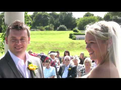 St Ives Wedding Video, Tregenna Castle. Aaron & Rosie.