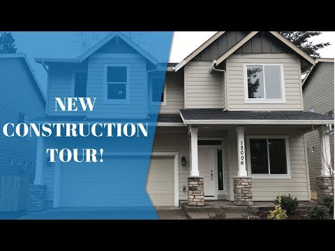 Portland Area New Construction Homes