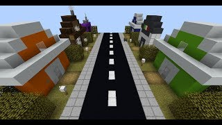 I'm a Delivery Guy? (Minecraft Maps)