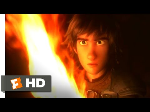How To Train Your Dragon 3 (2019) - Grimmel's Warning Scene (2/10) | Movieclips