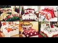 40 Awesome Bedroom Christmas Decor ideas/ Bedding SetS Ideas