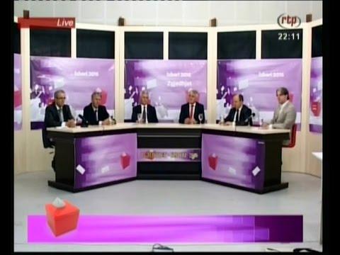Debati mes politikanëve në Preshevë - WWW.PRESHEVA.AL