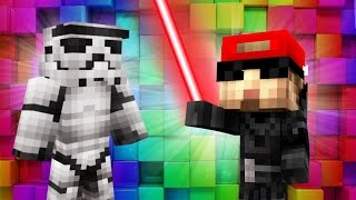 Minecraft - WHO'S YOUR DADDY? - SITH FOOLS BABY JEDI! (Star Wars)