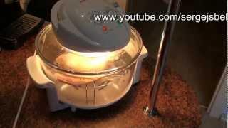 Индейка а АЭРОГРИЛЕ(Индейка или курица в аэрогриле должна быть предварительно замаринована, как готовить смотрите видео. Домаш..., 2013-03-17T16:39:00.000Z)