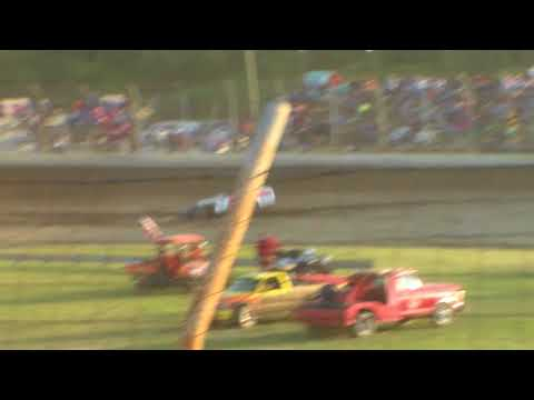 Portsmouth Raceway Park Modified Qualifying 8/26/17