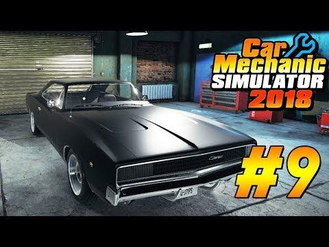 Dodge Charger 1970 - Car Mechanic Simulator 2018 #8