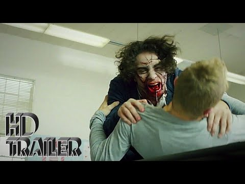 Eat, Brains, Love - Movie Trailer (New 2019) Jake Cannavale, Angelique Rivera Horror Movie